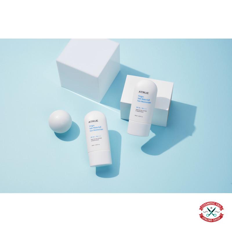 Увлажняющий крем для защиты от солнца SPF50+/PA++++