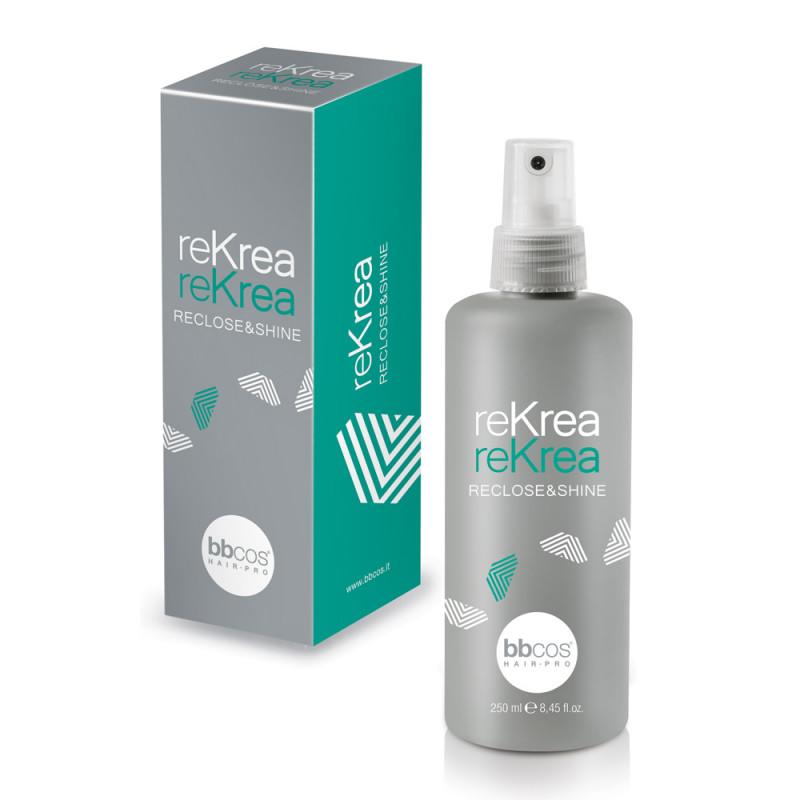 Регулятор пористости волос-BBCOS reKrea reclose & shine