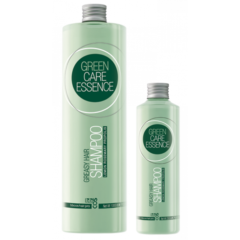 Шампунь для жирных волос-BBCOS Green Care Essence Greesy Hair Shampoo