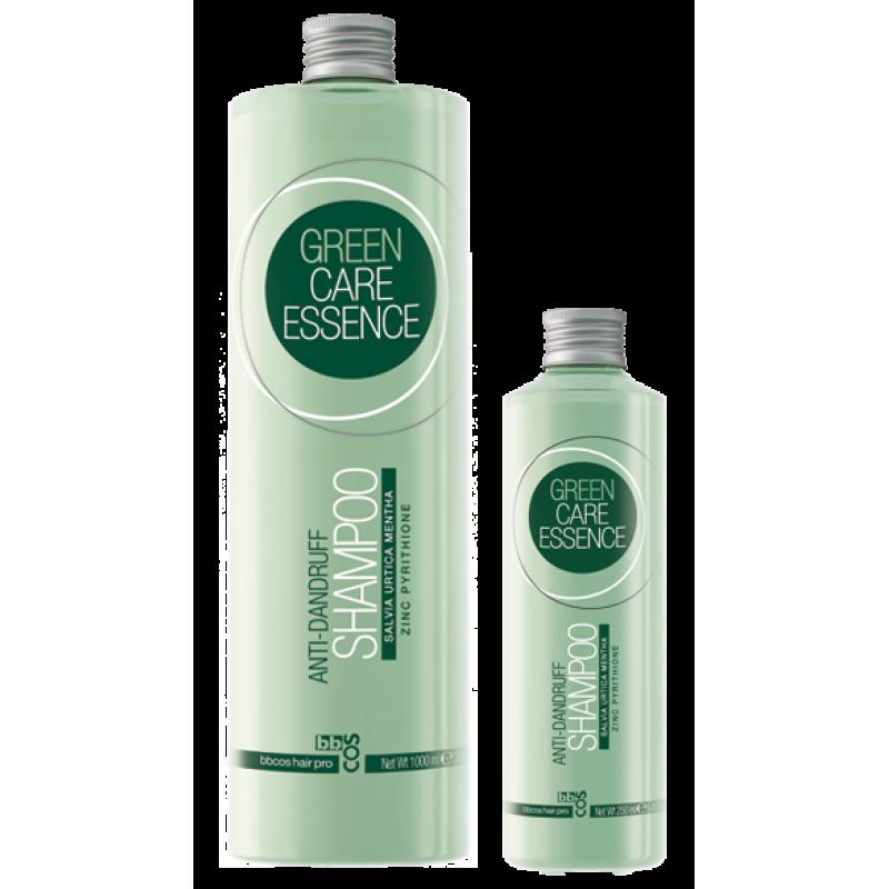 Шампунь против перхоти-BBCOS Green Care Essence Anti-Dandruff shampoo