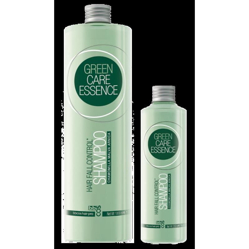 Шампунь против выпадения волос-BBCOS Green Care Essence Hair Fall Control shampoo