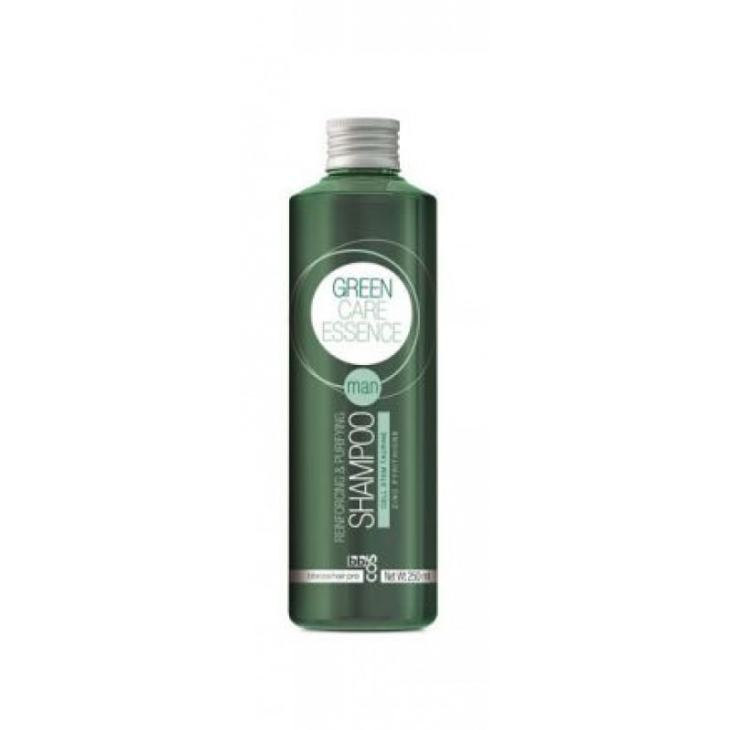 Очищающий мужской шампунь BBCOS Green Care Essence Man