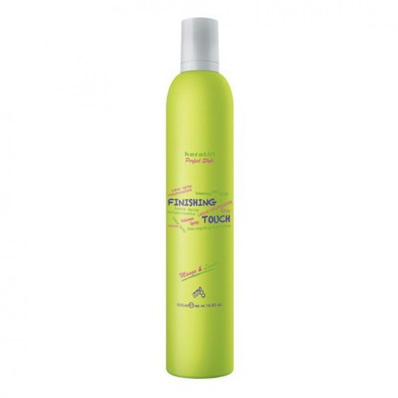Спрей для волос-BBCOS Keratin Perfect Style