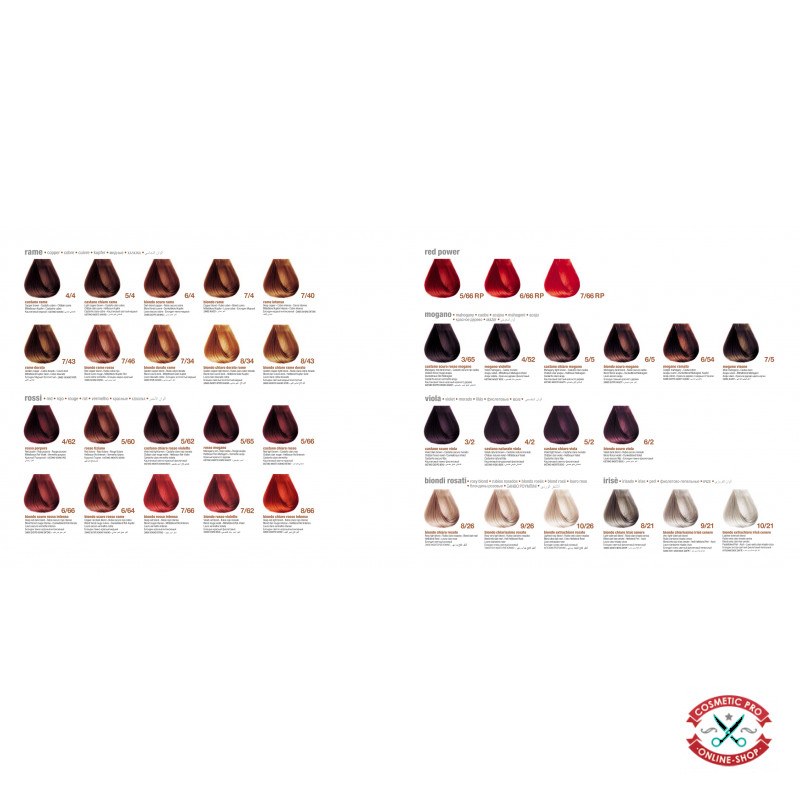 Краска для волос-BBCOS Innovation Color Cream