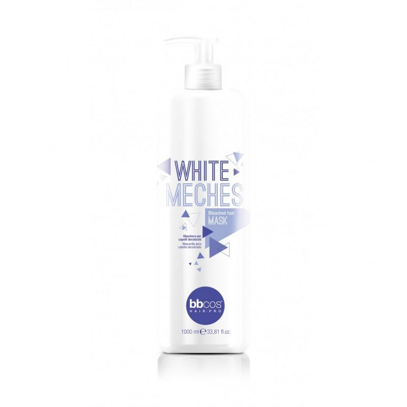 Кондиционер-маска для обесцвеченных волос BBCOS White Meches Mask