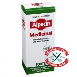 Интенсивный тоник для кожи и волос-Alpecin Med Forte