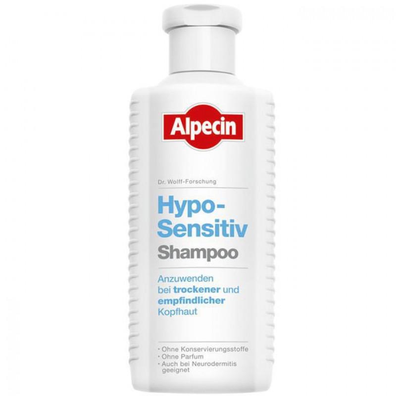 Шампунь для сухой и чувствительной кожи головы-Alpecin Hypo-Sensitiv