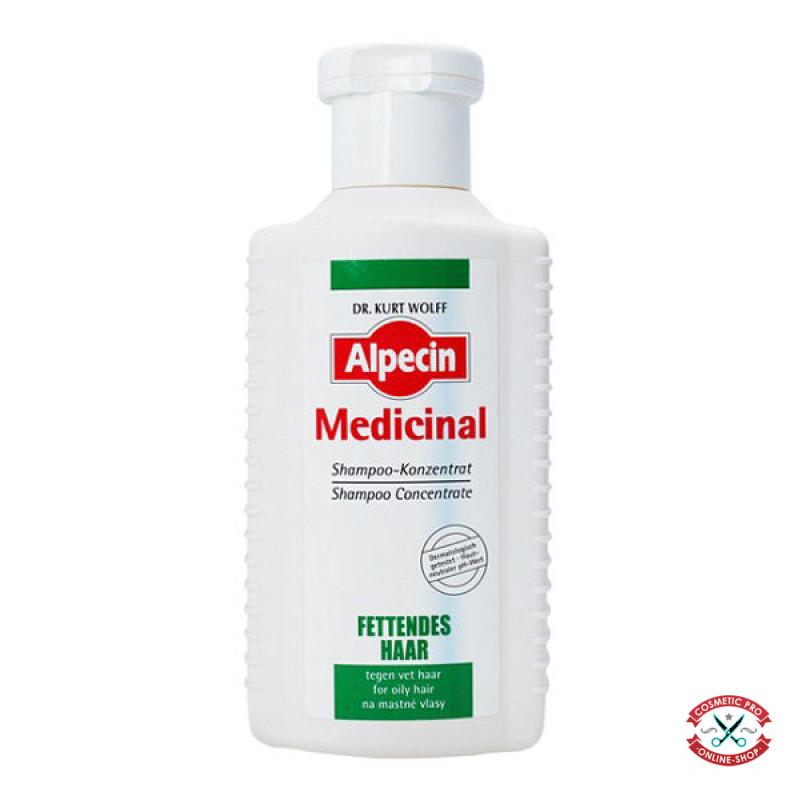 Шампунь-концентрат для жирных волос-Alpecin Med