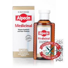 Витаминный тоник для кожи и волос-Alpecin Med SPECIAL
