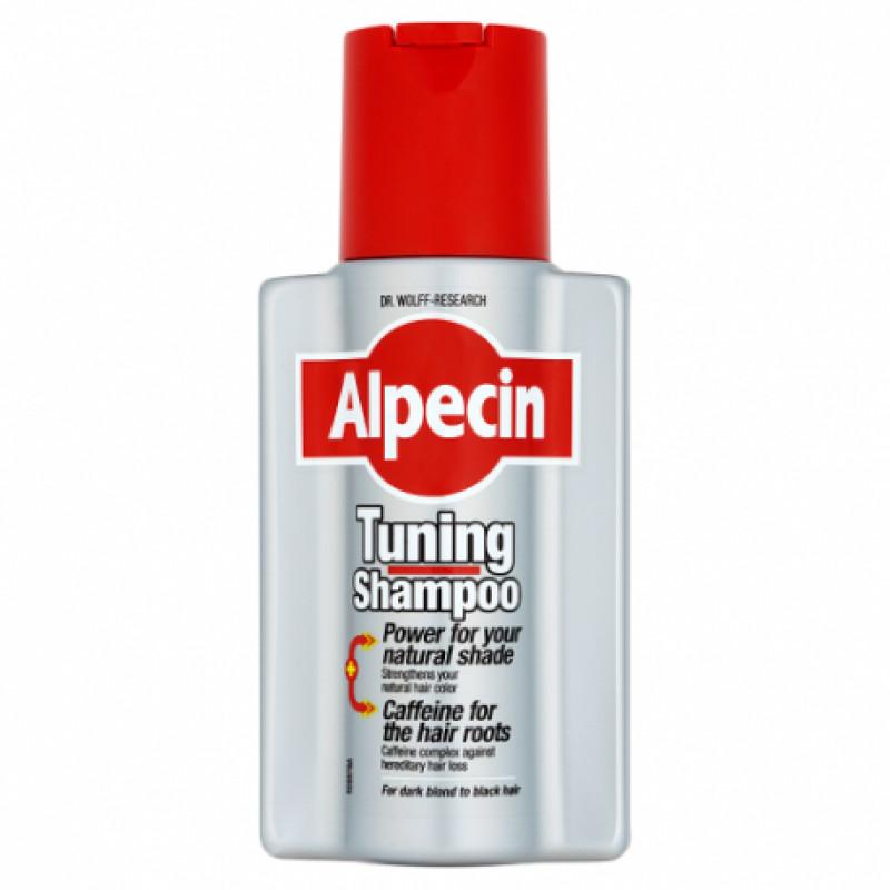 Тюнинг-шампунь-Alpecin