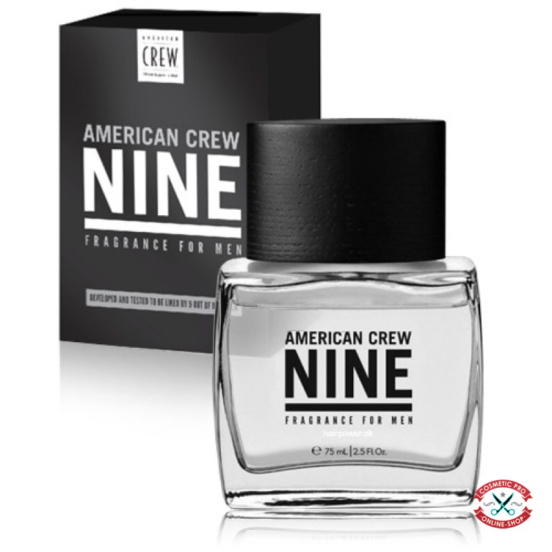Парфюм-American Crew Nine Fragrance