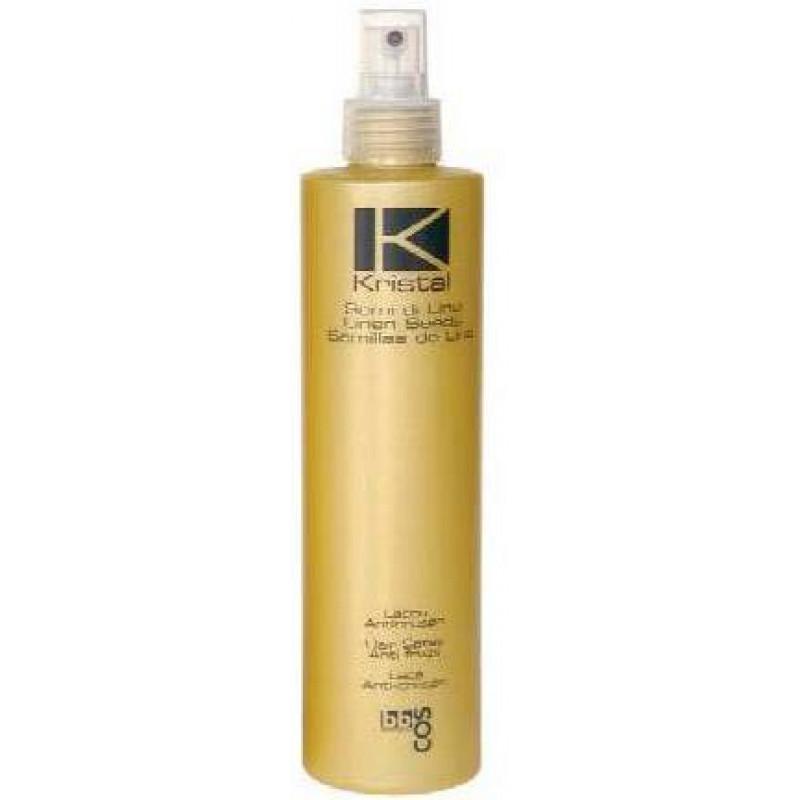 ЛАК для защиты от влаги для ровных и вьющихся волос-BBCOS Kristal