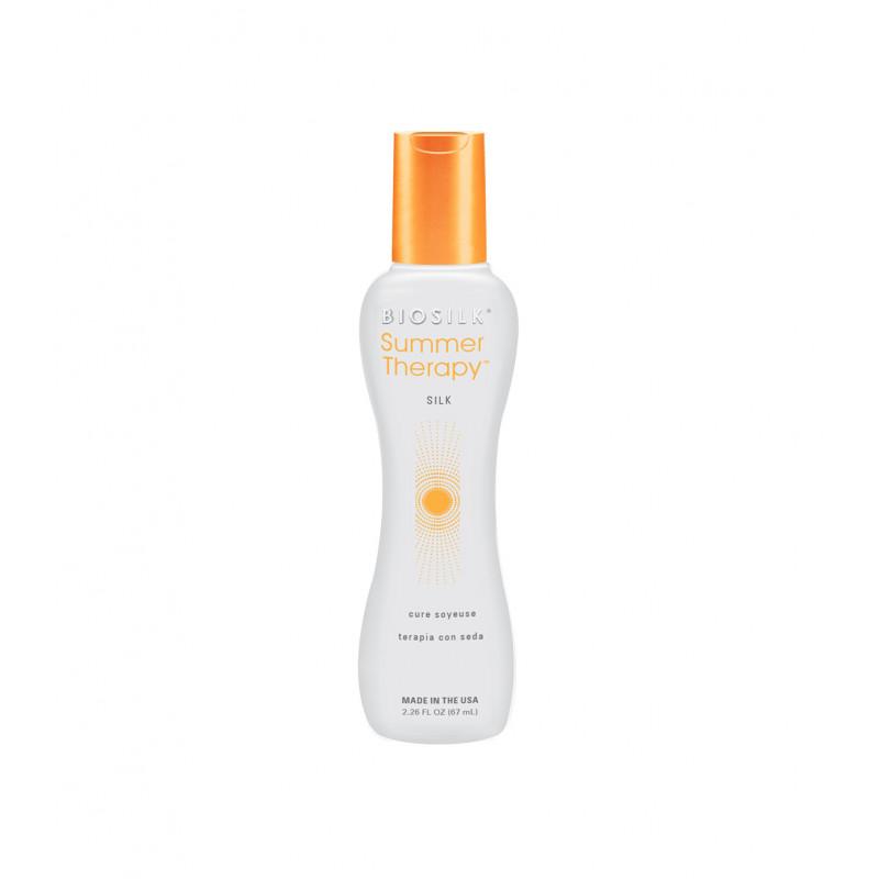 Шелк для волос- Biosilk Summer Therapy Silk