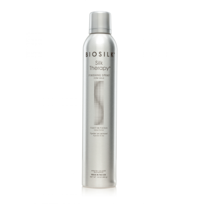 Лак для волос сильной фиксации- BioSilk Finishing Spray - Firm Hold
