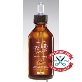 Barex AETO botanica-Масло укрепляющее с экстрактом оливы, бабассу и жожоба