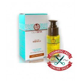 Barex ORO DEL MAROCCO-Масло «Блонд-уход» с аргановым маслом и маслом семян льна 100ml