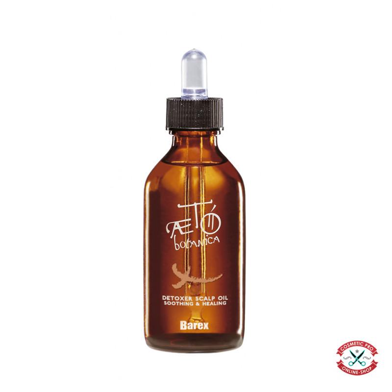 Barex AETO botanica-Экстракт масел экзотических растений для поврежденной кожи головы