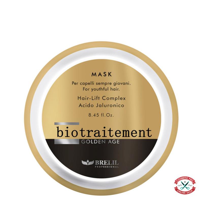Маска для волос против старения кожи-Brelil Bio Traitment 1000ml