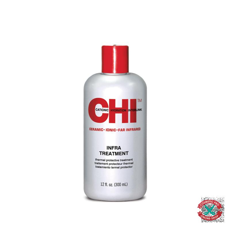 Термозащитная маска для волос-CHI Infra Treatment 946ml