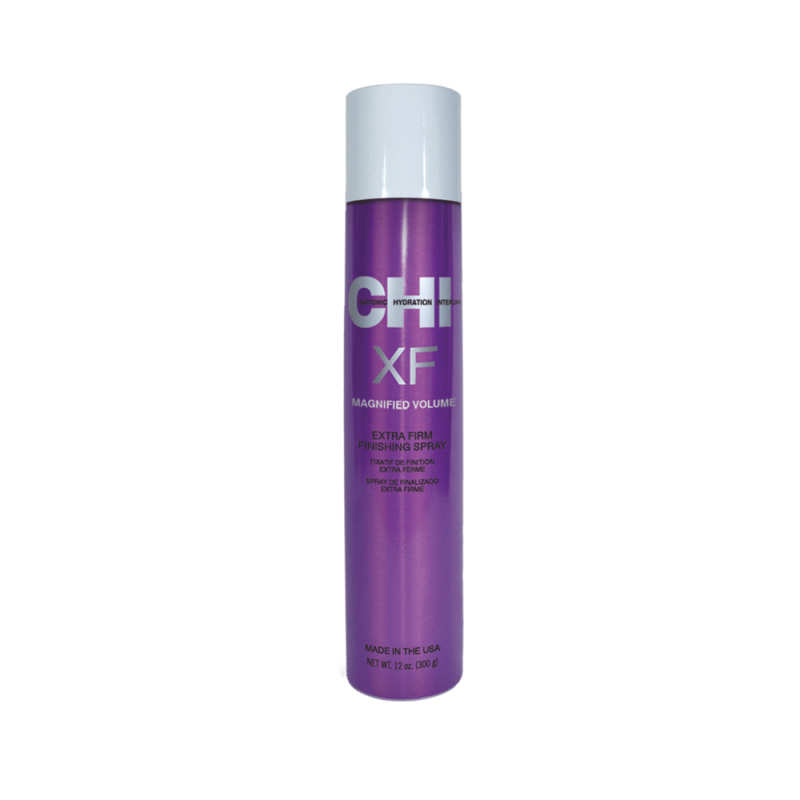 Завершающий влагостойкий спрей экстра-сильной фиксации-CHI Magnified Volume Finishing Spray XF