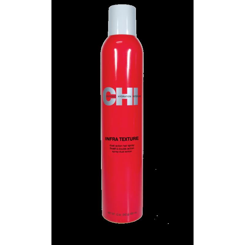 Лак для волос двойного действия-CHI Infra Texture 50ml