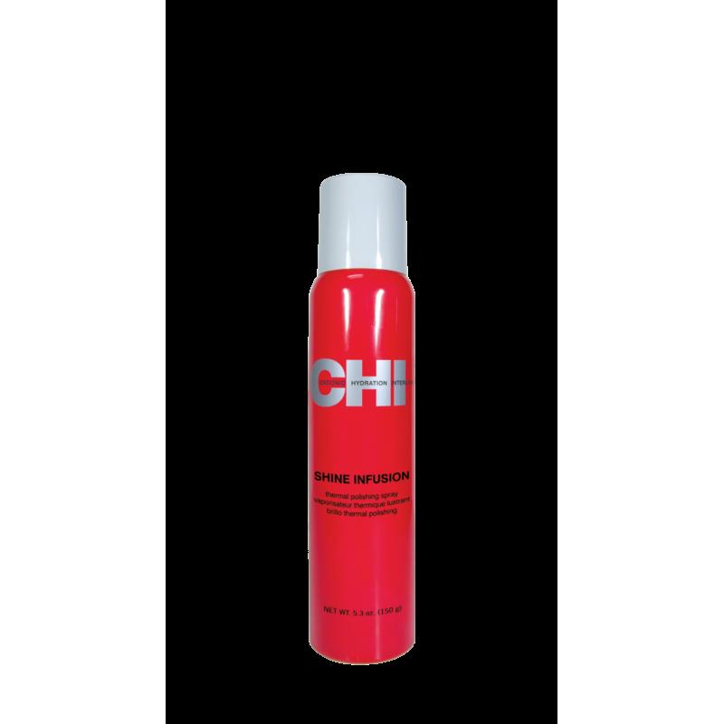 Термоактивный спрей-блеск для волос-CHI Shine Infusion