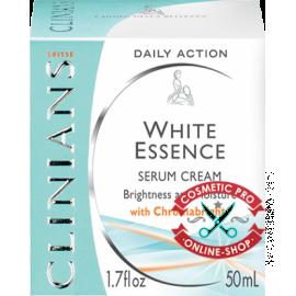 Крем – сыворотка для лица cияние и увлажнение- CLINIANS WHITE ESSENCE