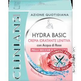 Успокаивающий увлажняющий крем c розовым фитомолочком – для чувствительной кожи CLINIANS HYDRA SENSITIVE