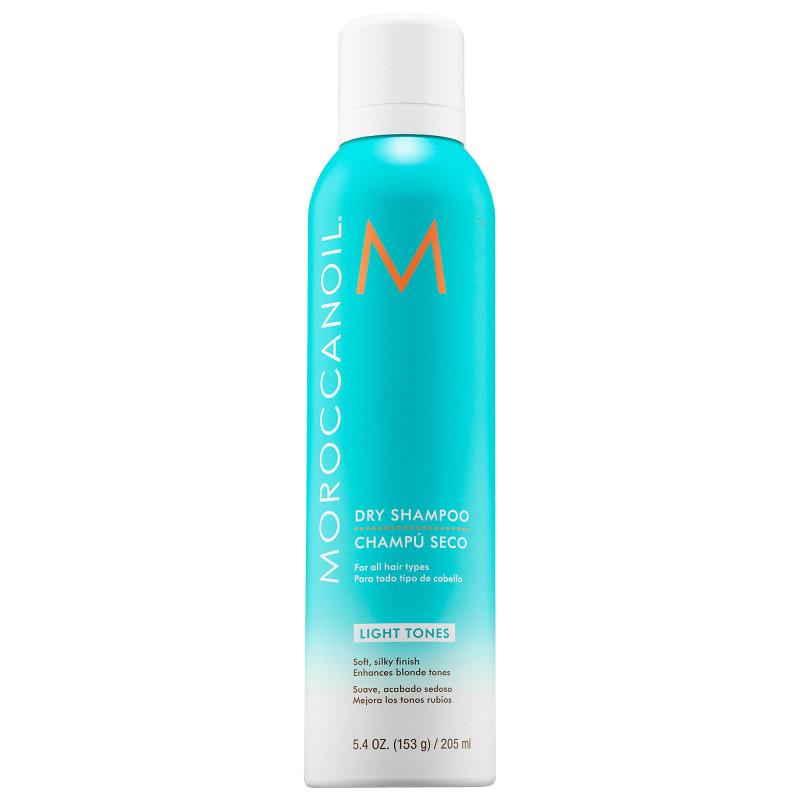Сухой шампунь для светлых волос Moroccanoil Dry Shampoo (Light Tones)