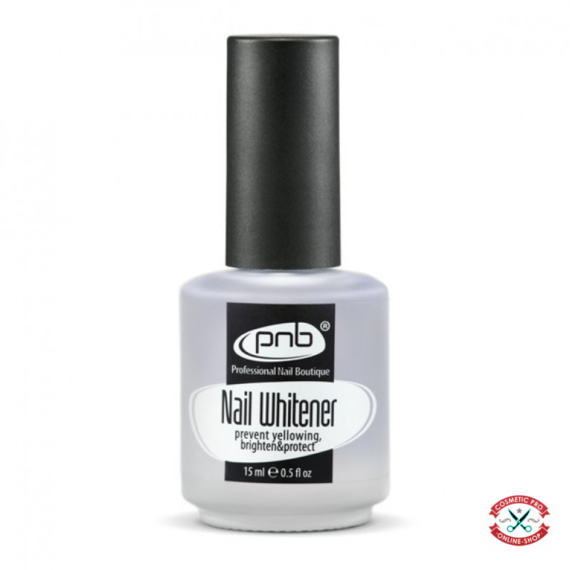 PNB Nail Whitener-Отбеливающее покрытие для ногтей