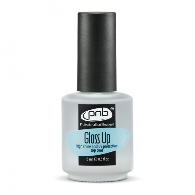 PNB Gloss Up-Верхнее покрытие для яркого блеска