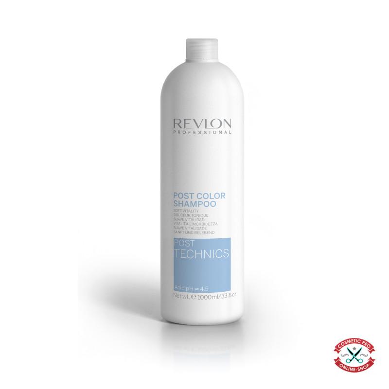 Шампунь после окрашивания Revlon Professional Post Color Shampoo