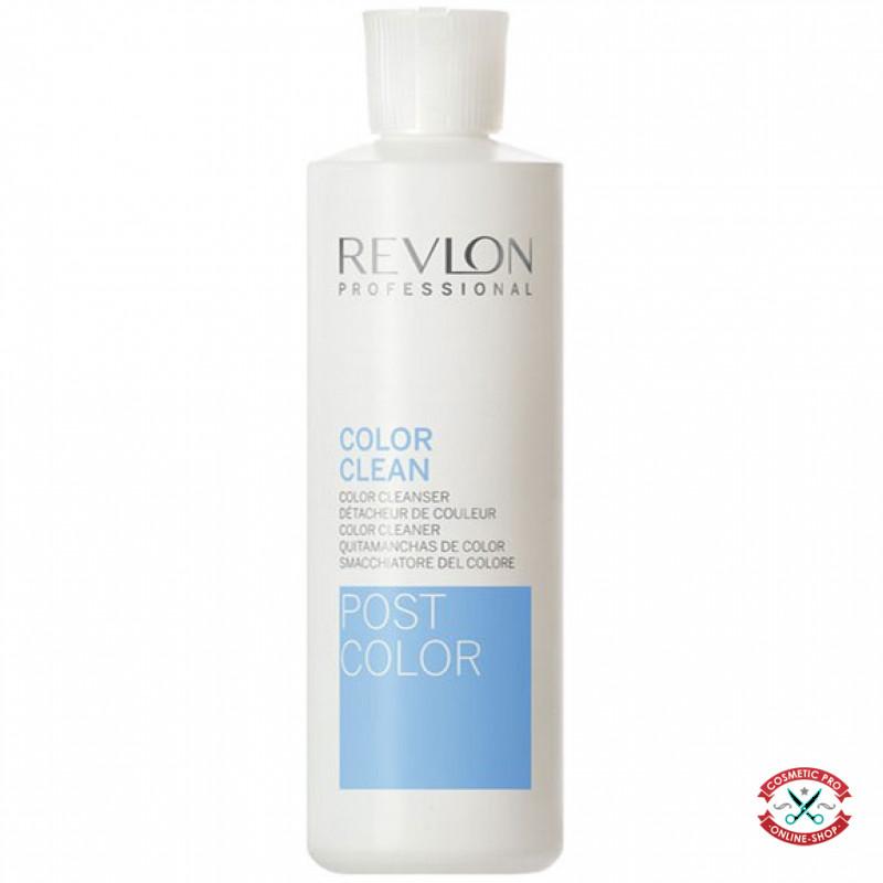 Препарат для снятия краски с кожи - Revlon Professional Color Clean