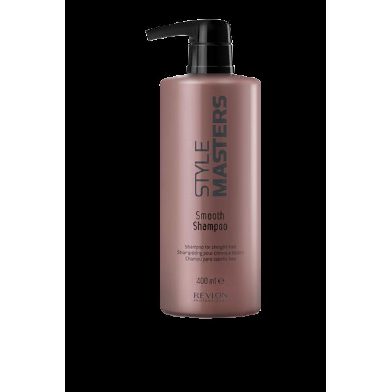 Шампунь для волос разглаживающий-Revlon Professional STYLE MASTERS SMOOTH SHAMPOO