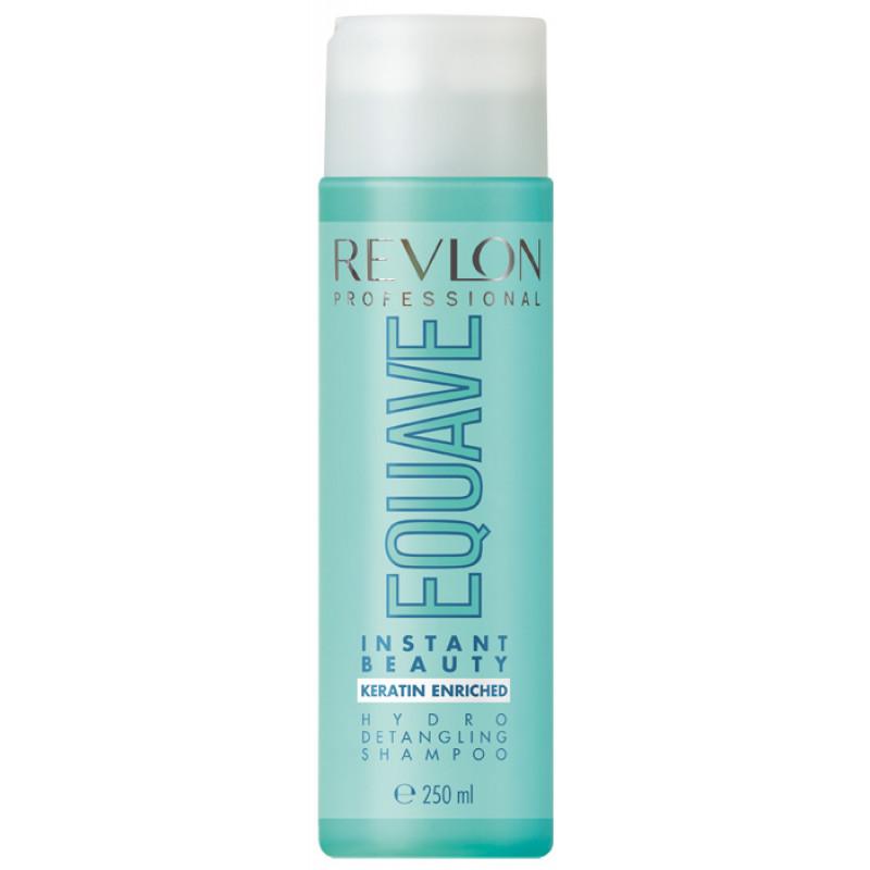 Увлажняющий шампунь с кератином Revlon Professional Equave Hydro Detangling Shampoo
