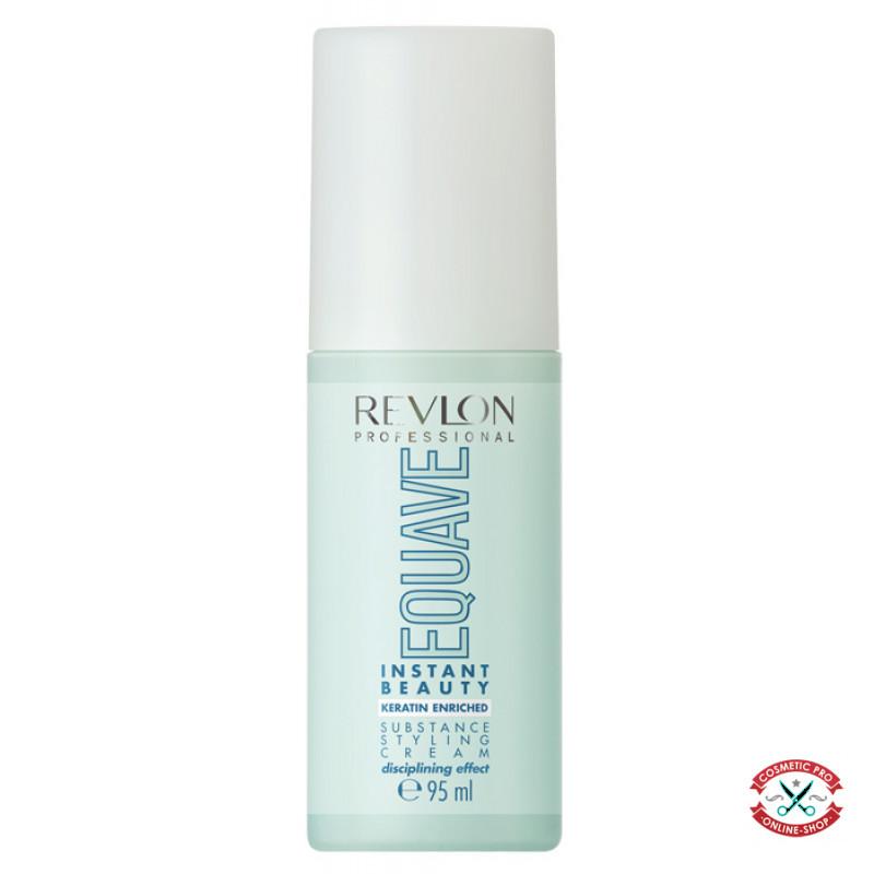 Дисциплинирующий крем для укладки с кератином Revlon Professional Equave Substance Styling Cream