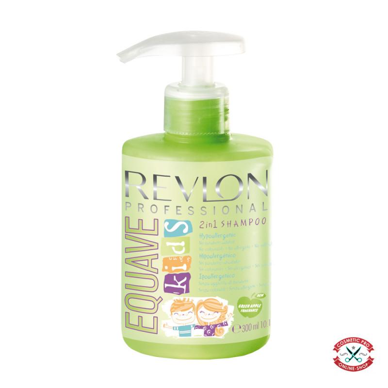 Шампунь 2 в 1 Revlon Professional увлажняющий и питательный для детей