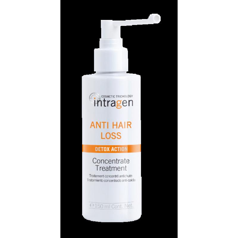 Средство против выпадения волос -ІNTRAGEN ANTI HAIR LOSS CONCENTRATE TREATMENT