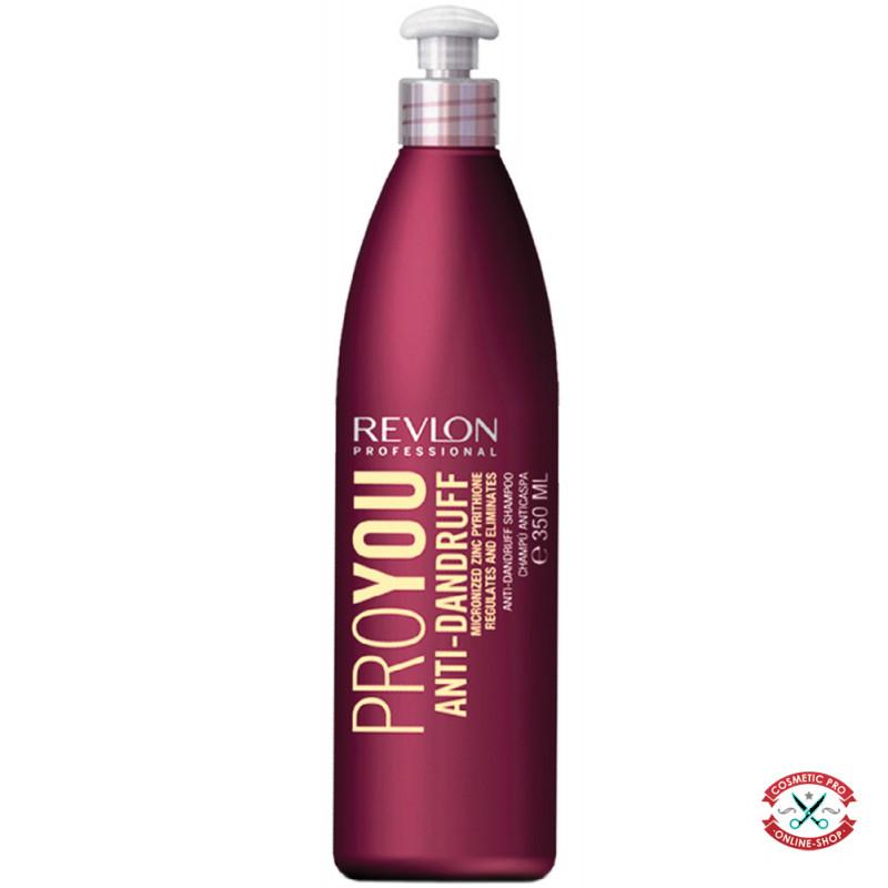 Шампунь против перхоти - Revlon Professional Pro You Anti-Dandruff Shampoo