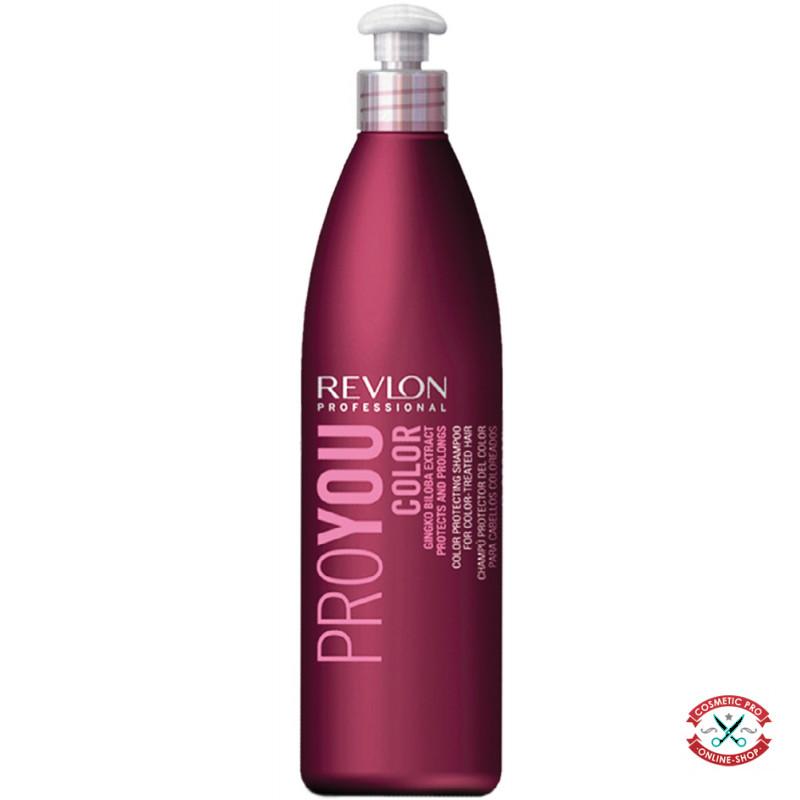 Шампунь для окрашенных волос Revlon Professional Pro You Color Shampoo