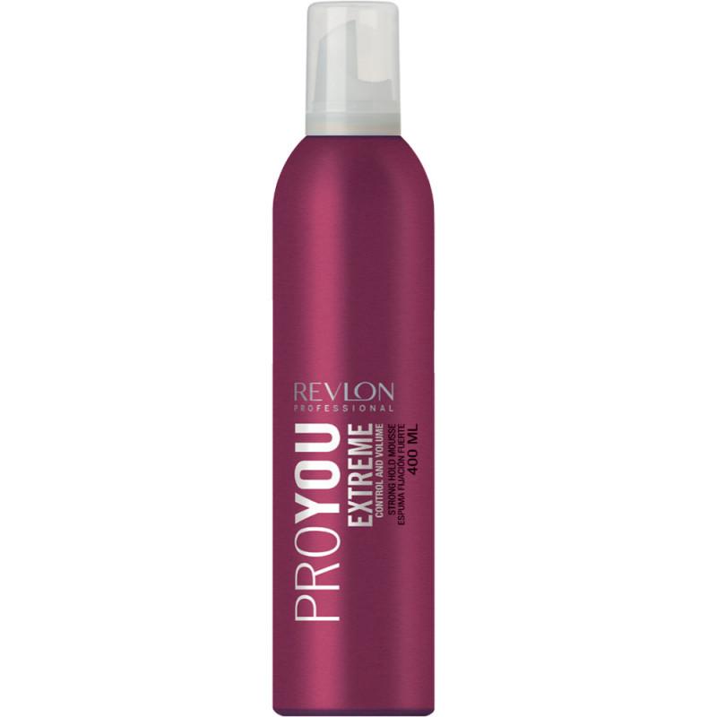 Мусс для волос сильной фиксации Revlon Professional Pro You Extreme Mousse