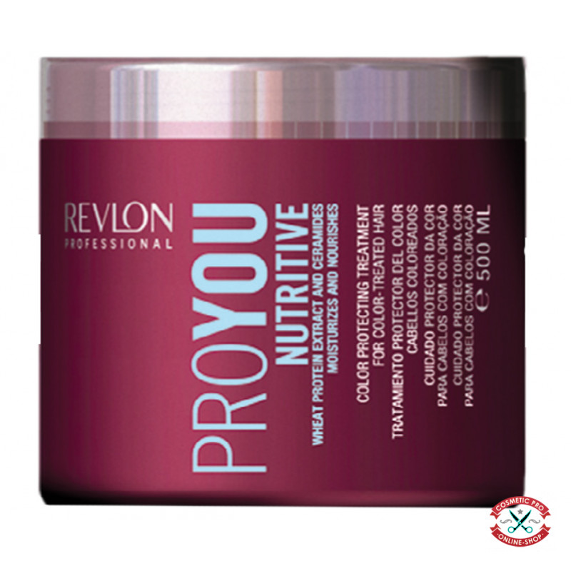 Маска увлажняющее питание - Revlon Professional Pro You Nutritive Mask
