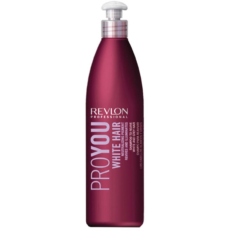 Шампунь для блондированных волос - Revlon Professional Pro You White Hair Shampoo