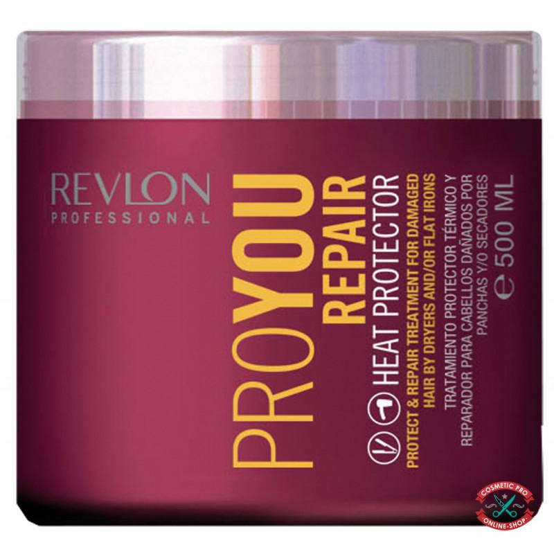 Термозащитная восстанавливающая маска Revlon Proffesional PRO YOU REPAIR THERMAL PROTECTOR MASK