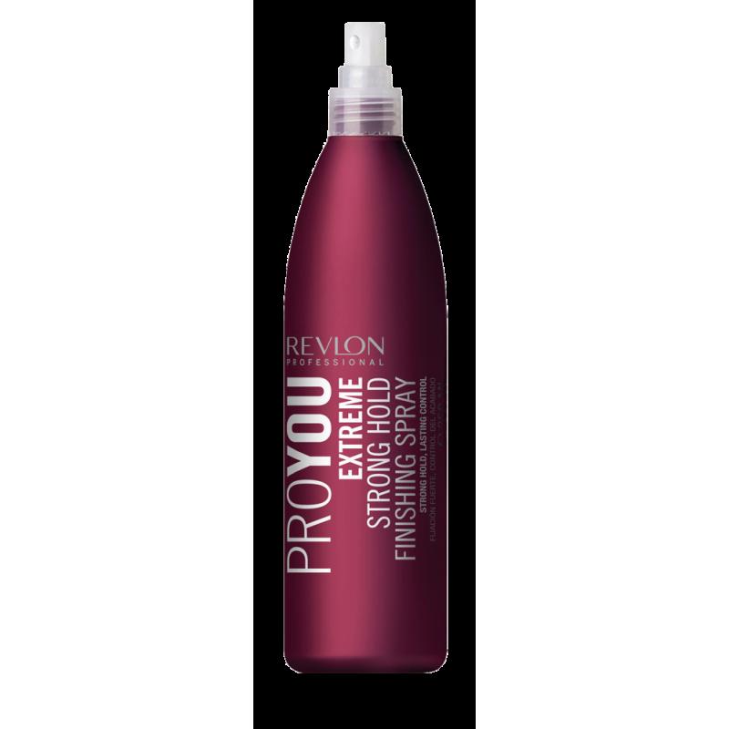 Лак сильной фиксации без аэрозоля-Revlon Professional Pro You Extreme Strong Hold Finishing Spray
