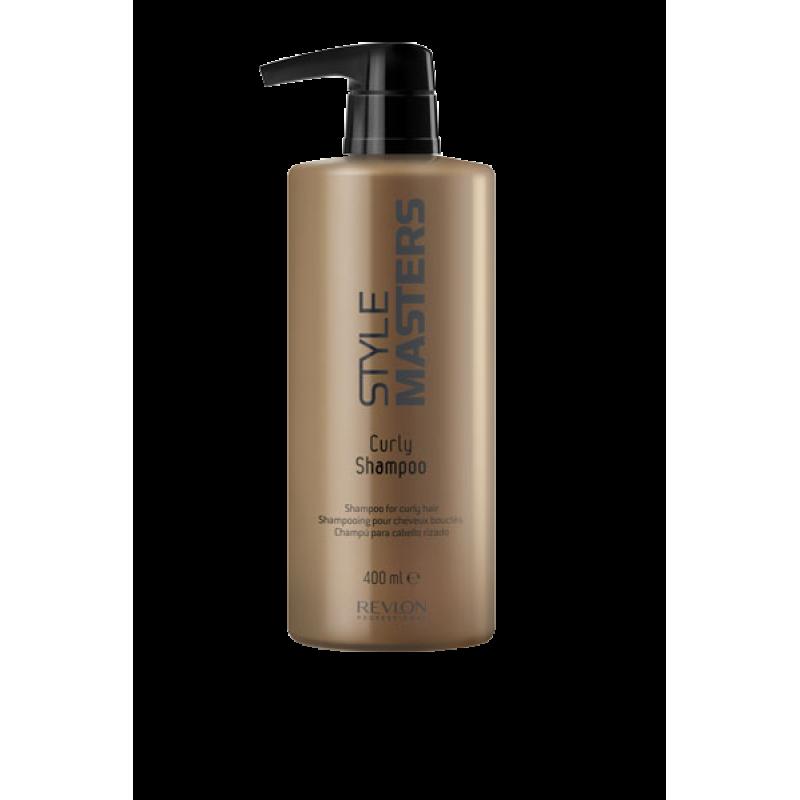 Шампунь для вьющихся волос- Revlon professional STYLE MASTERS CURLY SHAMPOO