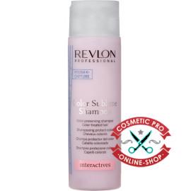 Шампунь для окрашенных волос Revlon Professional Interactives Color Sublime Shampoo