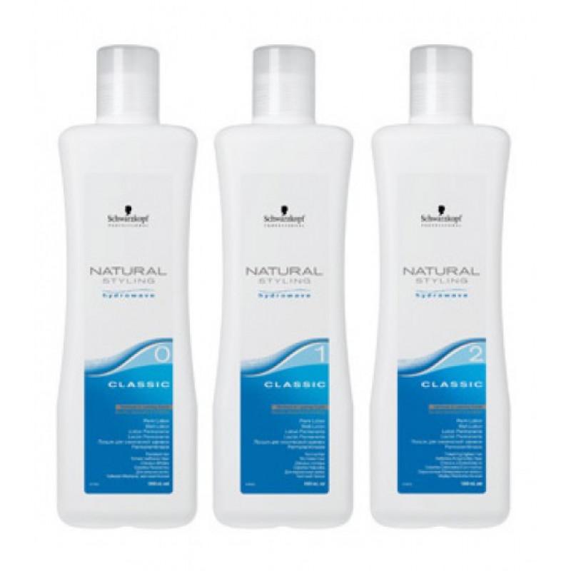 Лосьон для химической завивки нормальных и слегка пористых волос 1- Schwarzkopf Natural Styling Classic