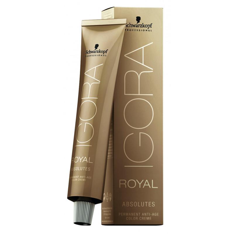 Краска для седых волос-Schwarzkopf Igora Royal Absolutes