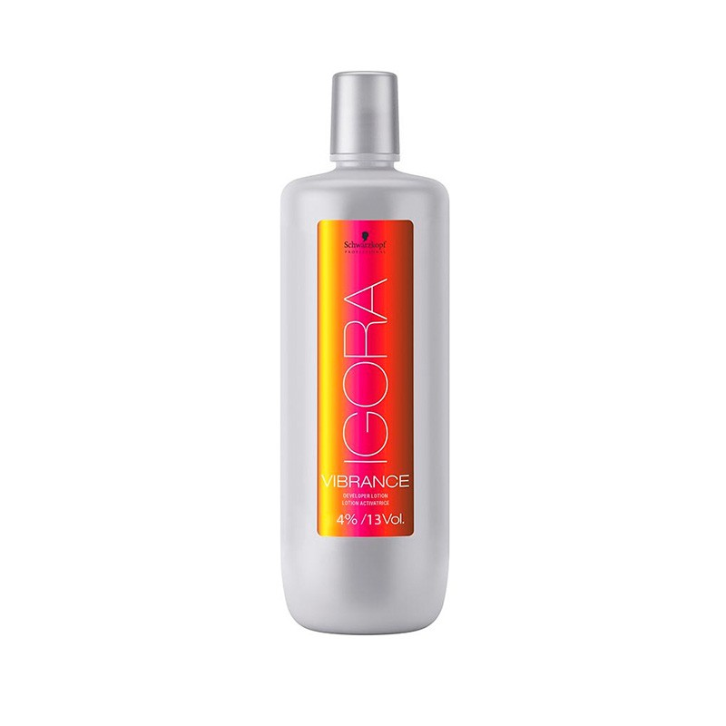 Лосьон-окислитель-Schwarzkopf Professional Igora Vibrance 4%